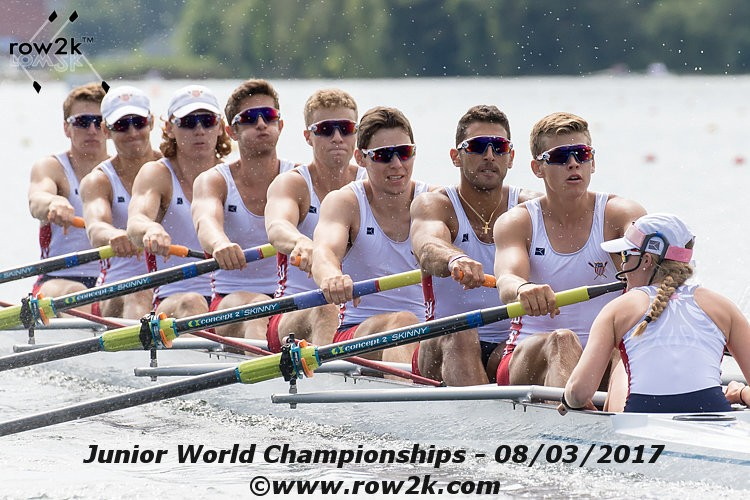 Junior Worlds Thursday: Big Boats and Tight Margins