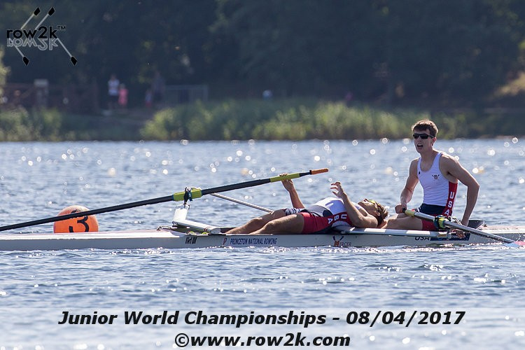 Junior Worlds Friday: Collisions and Comebacks