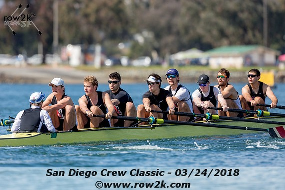 row2k features: A Format Change in the Copley Cup Means More Shirts Won at the Crew Classic