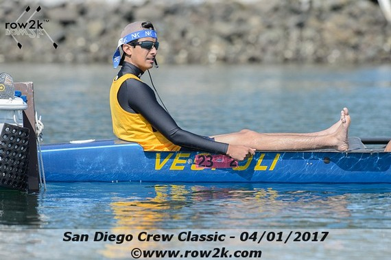 row2k features: Beating the Early Spring Chill in the Southern California Crew Classic Sun
