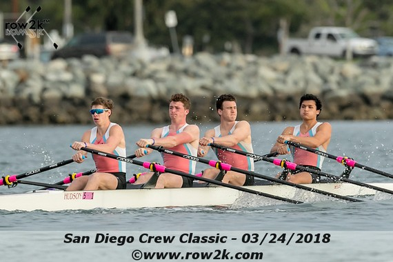 row2k features: A New Opportunity at an Classic Regatta