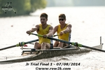 USA Junior Rowing Trials: Chemistry (and Blood) Makes Crews Click