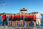New England Rowing Championships 2015: Bates Sweeps Varsity Eights