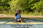 Pan Am Trials Report: Row to (Onta)Rio!