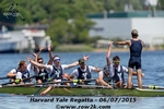 Yale Victorious at 150th Harvard-Yale Regatta