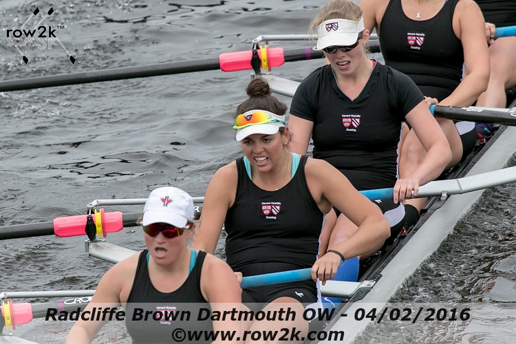 Women's Sprints: Radcliffe Leads the Pack
