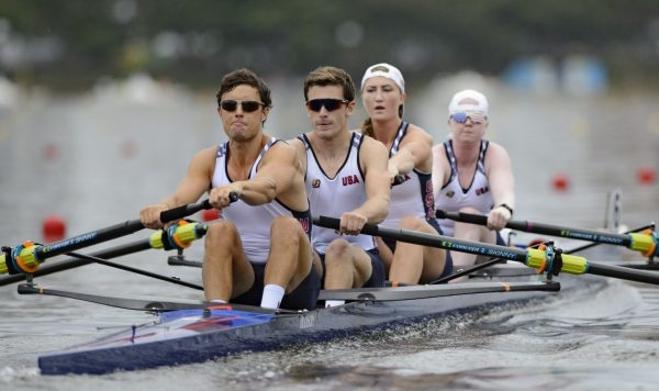 U.S. Four Advances to Paralympic Final; Singles, Double to Race in Rep Today