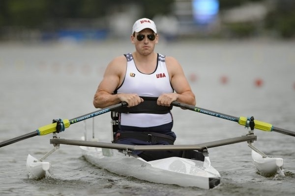 Haxton Reaches Final, Two Crews Race For Paralympic Medals Sunday