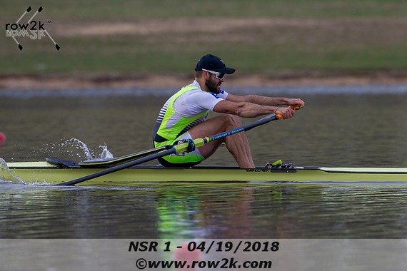 row2k features: Racing the Conditions in the First NSR of 2018