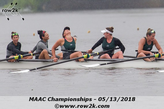 row2k features: MAAC 2018: Jacksonville Takes it by a Razor