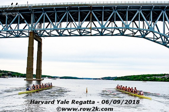 row2k features: An Honored Tradition Caps a Year of Yale Victories