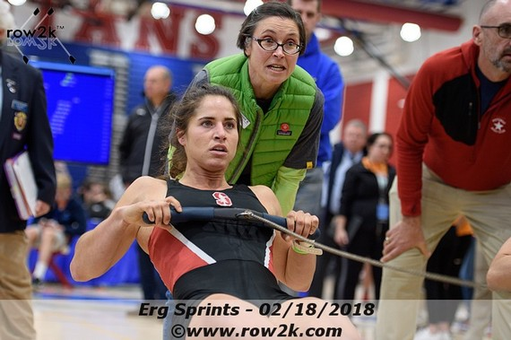 row2k features: Finishing Where She Left Off - And Setting a New World Record