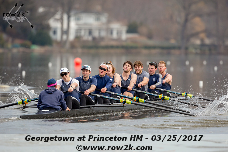 Georgetown Heavyweight Men 2018
