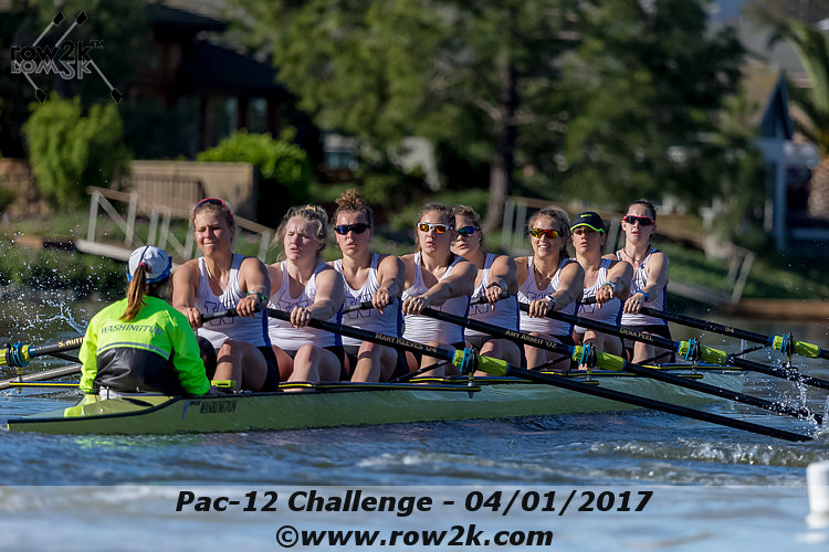 CRCA/USRowing Coaches Poll - presented by Pocock Racing Shells - April 5, 2017