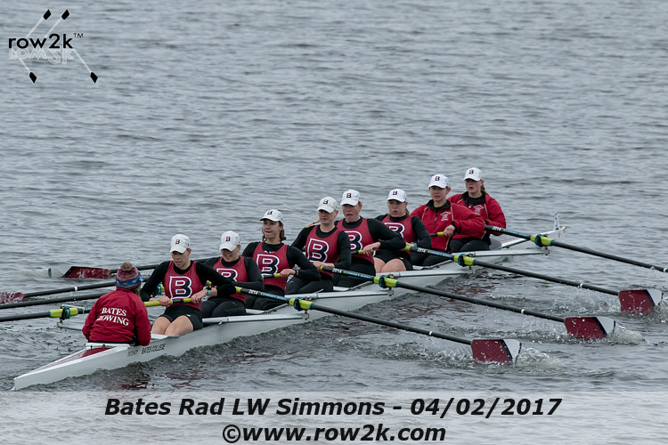 CRCA/USRowing Coaches Poll - presented by Pocock Racing Shells - April 11, 2017