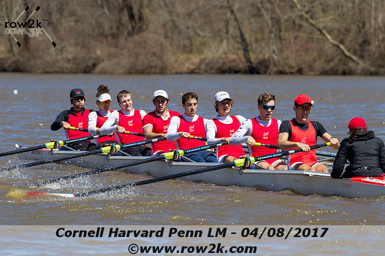 USRowing Collegiate Poll - May 5, 2017