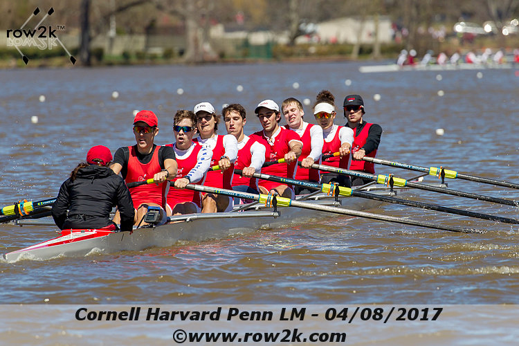 USRowing Collegiate Poll - April 20, 2017