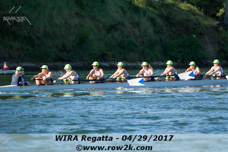 CRCA/USRowing Coaches Poll - presented by Pocock Racing Shells - May 3, 2017