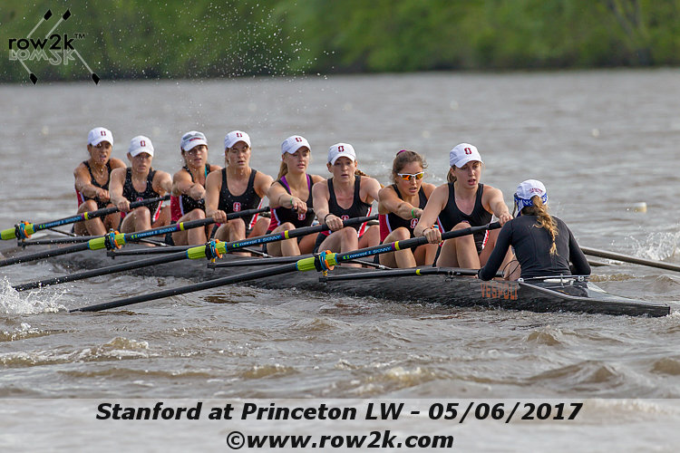 USRowing Collegiate Poll - May 11, 2017