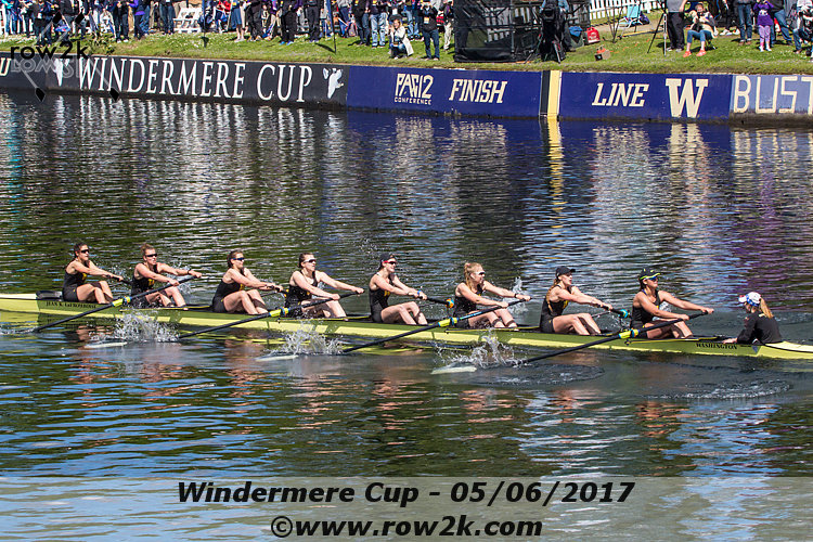 CRCA/USRowing Coaches Poll - presented by Pocock Racing Shells - May 10, 2017