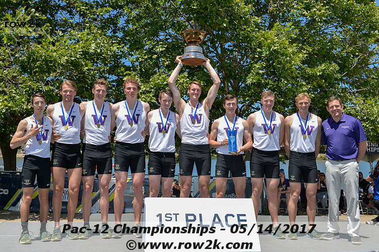 USRowing Collegiate Poll - May 18, 2017