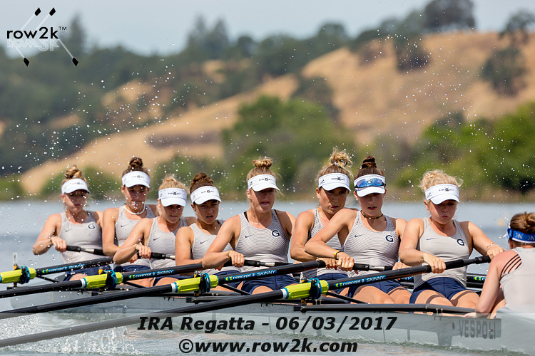Georgetown Lightweight Women 2018