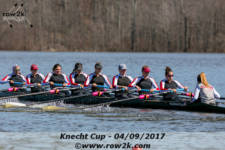 CRCA/USRowing Coaches Poll - presented by Pocock Racing Shells - April 25, 2017