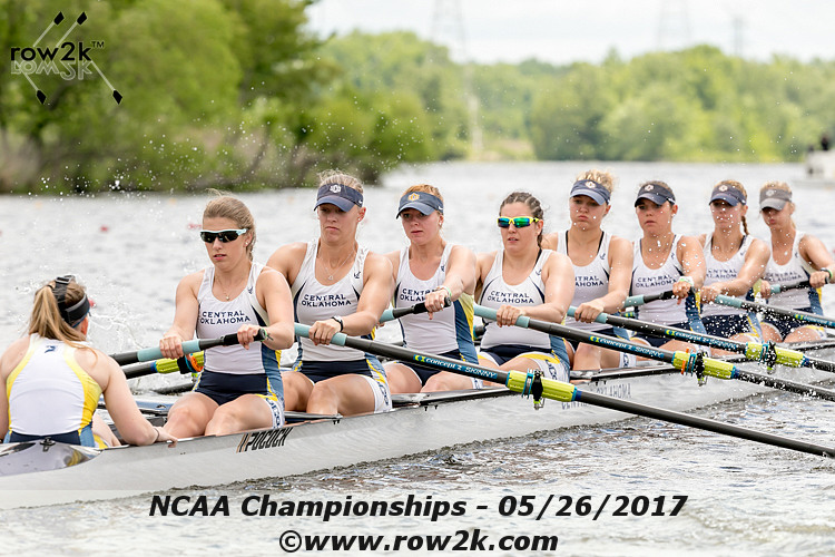 CRCA/USRowing Coaches Poll - presented by Pocock Racing Shells - April 11, 2018