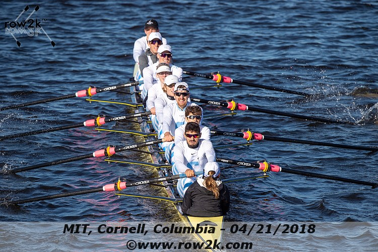 USRowing Collegiate Poll - May 2, 2018