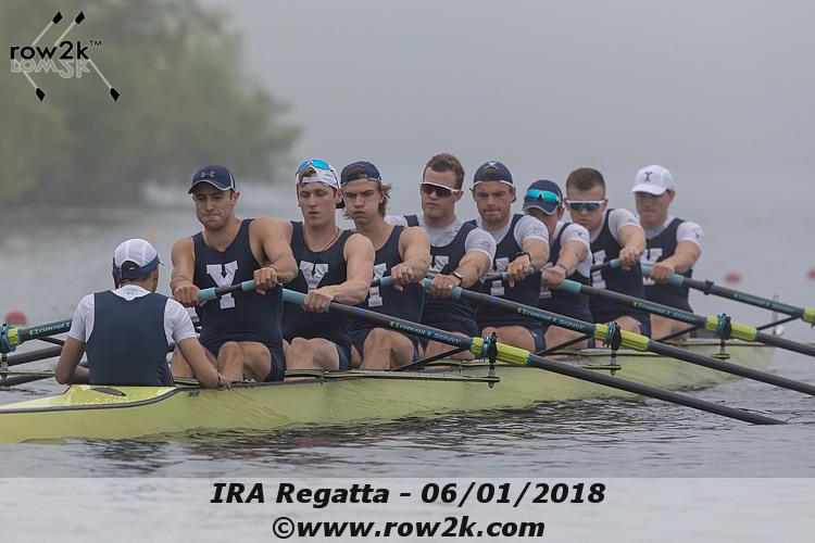 IRA/USRowing Collegiate Poll - June 6, 2018