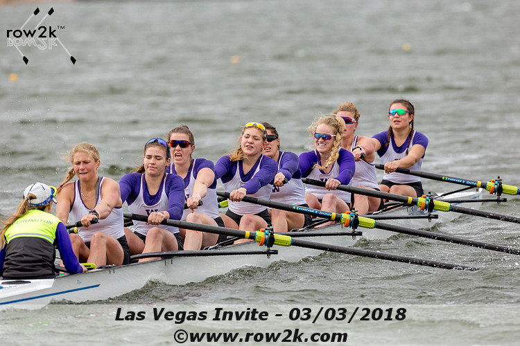 CRCA/USRowing Coaches Poll - presented by Pocock Racing Shells - March 28, 2018