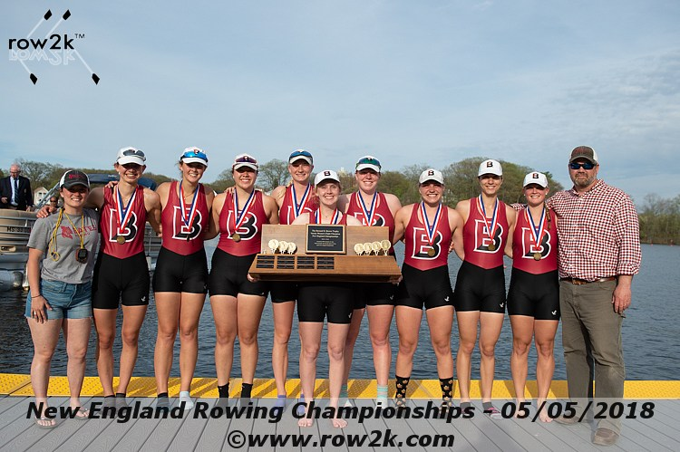 CRCA/USRowing Coaches Poll - presented by Pocock Racing Shells - May 9, 2018