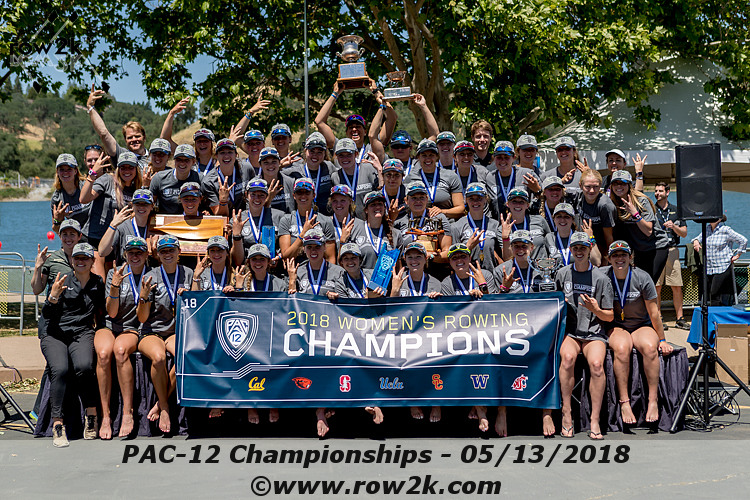 CRCA/USRowing Coaches Poll - presented by Pocock Racing Shells - May 16, 2018