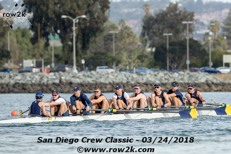 USRowing Collegiate Poll - March 28, 2018