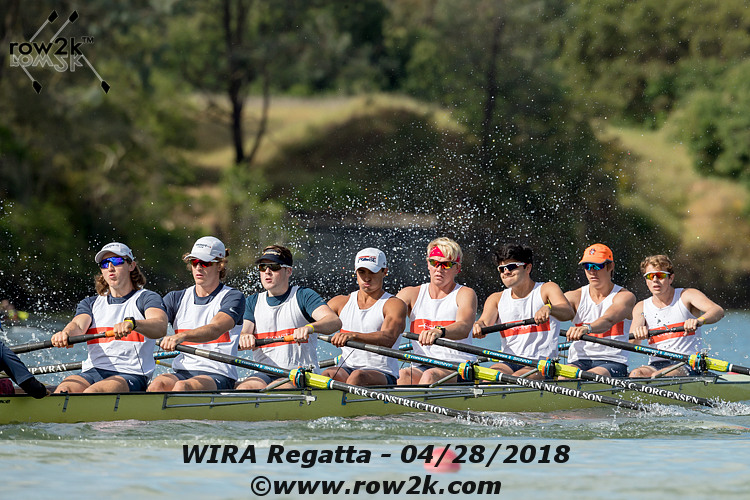 American Collegiate Rowing Association Poll - May 2, 2018