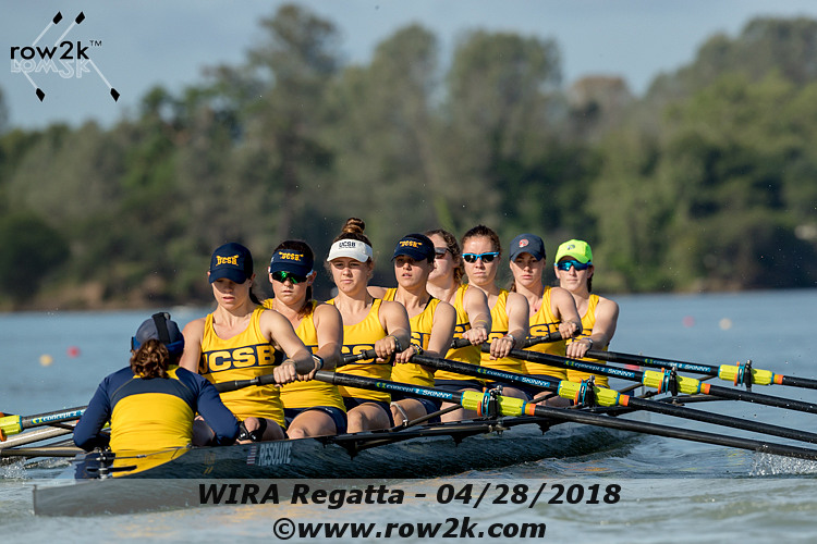 American Collegiate Rowing Association Poll - May 16, 2018