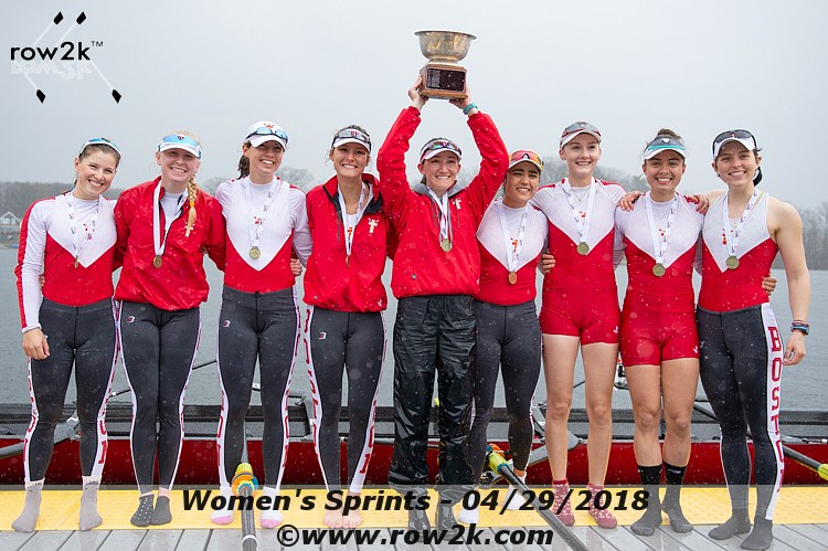 USRowing Collegiate Poll - May 9, 2018