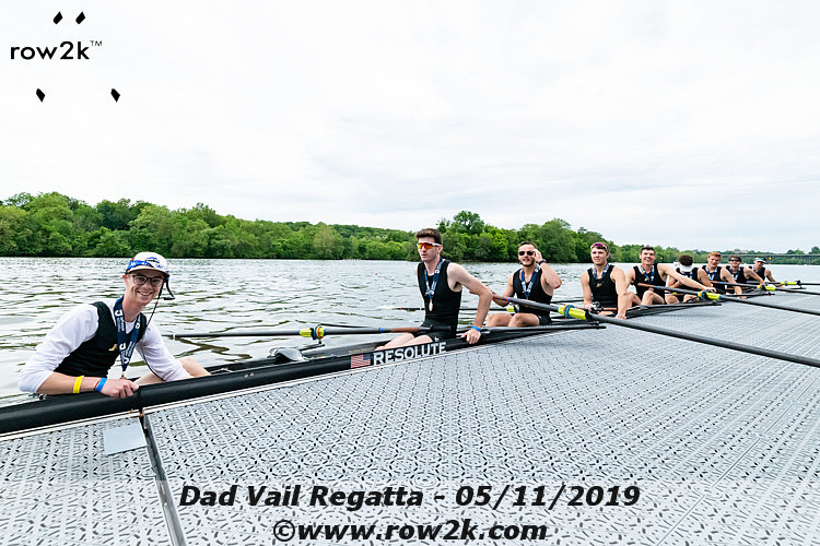 American Collegiate Rowing Association Poll - May 15, 2019