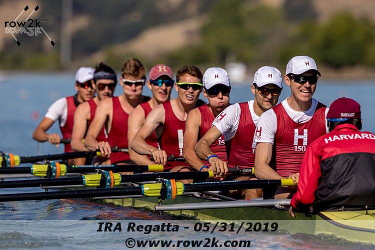 Harvard Lightweight Men 2020