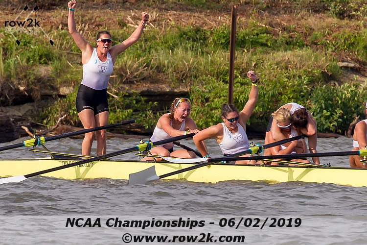 CRCA/USRowing Coaches Poll - presented by Pocock Racing Shells - June 10, 2019