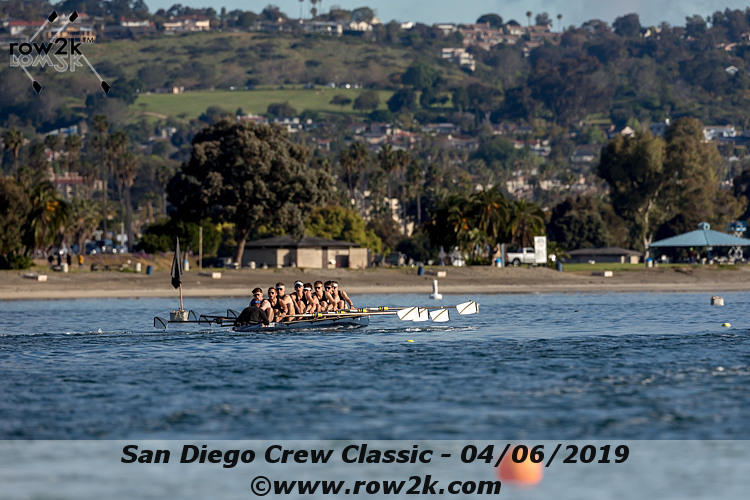 American Collegiate Rowing Association Poll - April 10, 2019