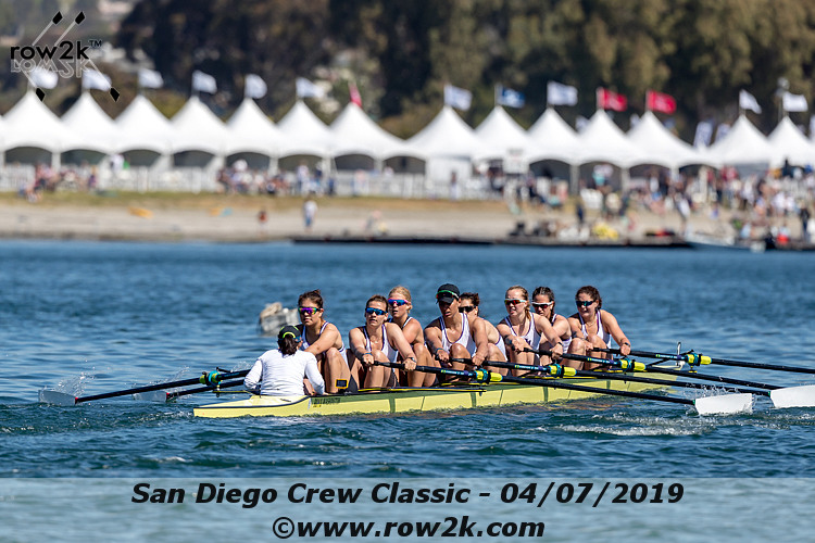 Pocock CRCA Poll presented by USRowing - April 10, 2019
