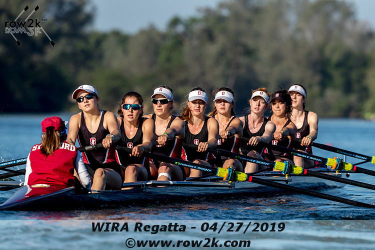 IRA/USRowing Varsity Eight Coaches Polls - May 15, 2019