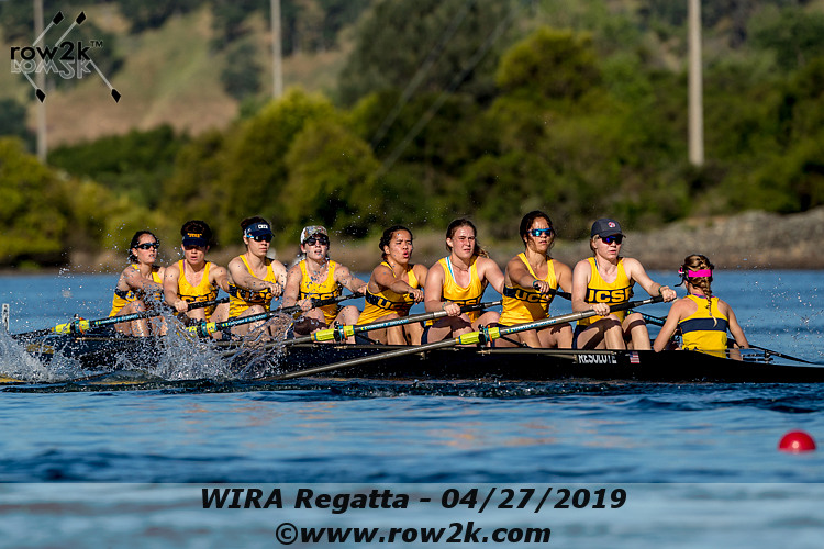 American Collegiate Rowing Association Poll - May 1, 2019