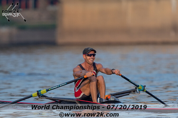 World Championships rowing photos | US World Championships Team