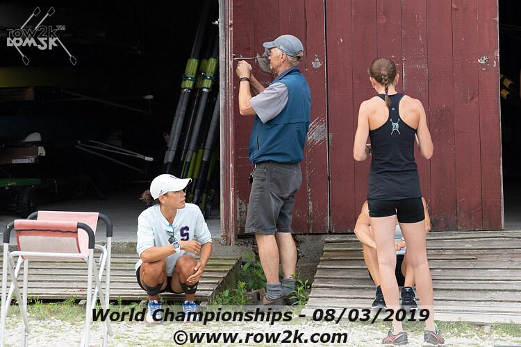 World Championships rowing photos - US World Championships Team