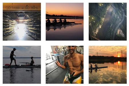 row2k blog post: This Week's Best of Rowing on Instagram 7/21/2017