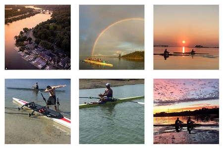 row2k blog post: This Week's Best of Rowing on Instagram 8/18/2017