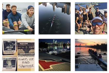 row2k blog post: This Week's Best of Rowing on Instagram 9/22/2017