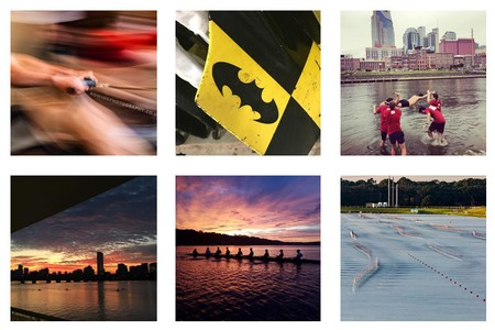 row2k blog post: This Week's Best of Rowing on Instagram 10/13/2017